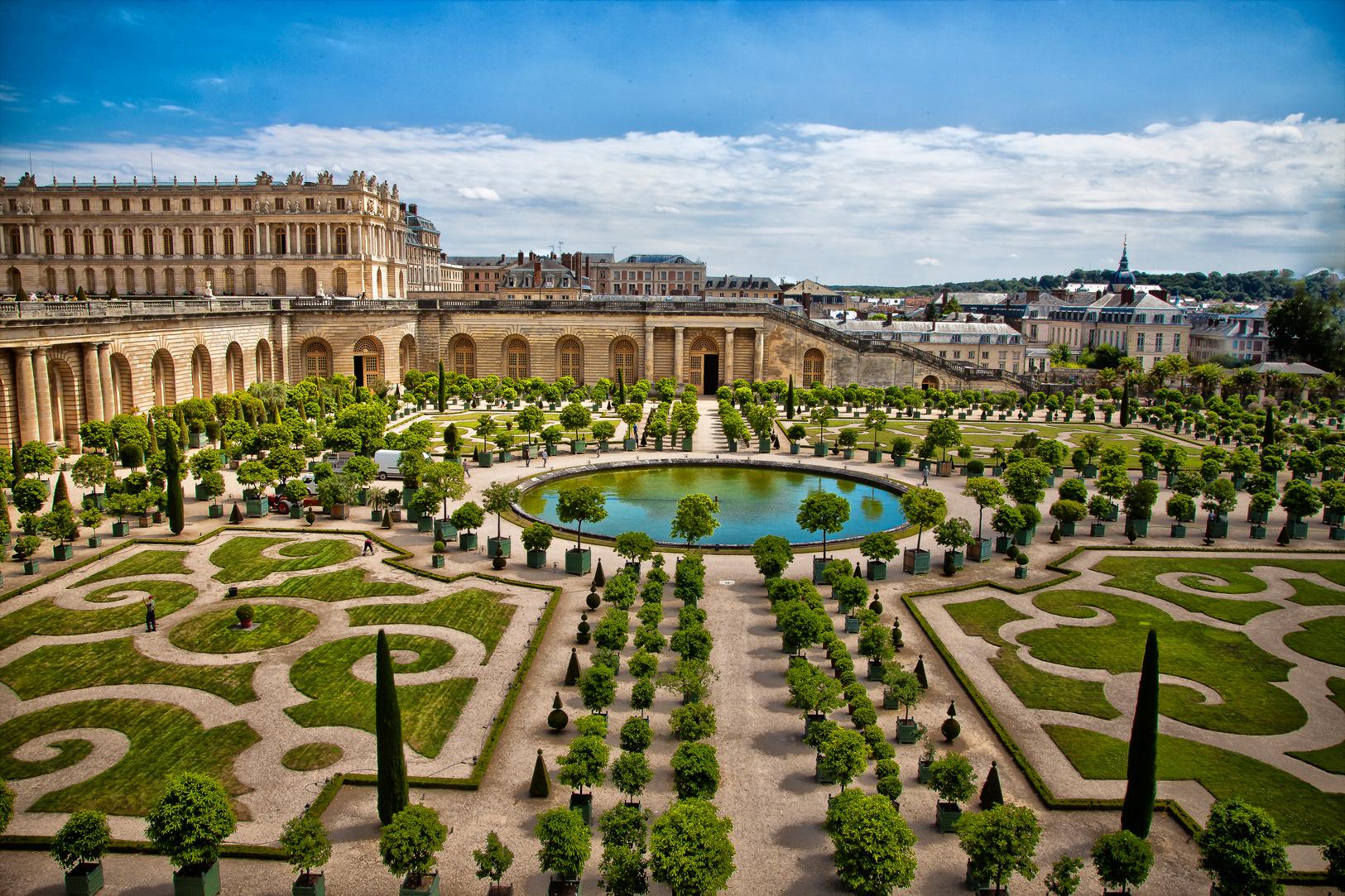 L'Orangerie de Versailles